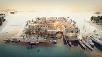 В Дубае появится первый в мире люксовый подводный курорт