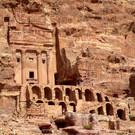Древняя Петра в Иордании