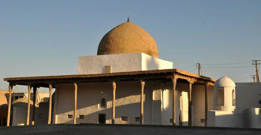 Ак-мечеть в Хиве