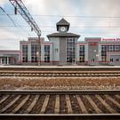 Ж/д вокзал Придача в Воронеже