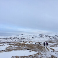 Исландия красива в любое время дня и года