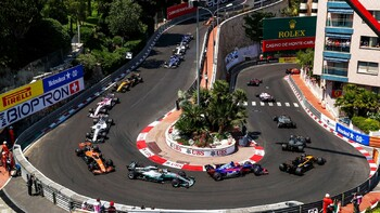 Юбилейная гонка Гран-При Формулы 1 пройдет в Монако в мае