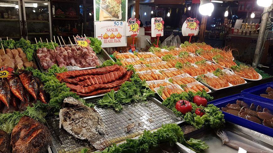 Ночной рынок Thepprasit market – ночные рынки Паттайи где находятся, что там продается, ночной рынок Thepprasit market на карте