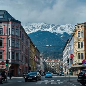 Уютный Инсбрук