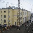Ж/д вокзал Серпухова