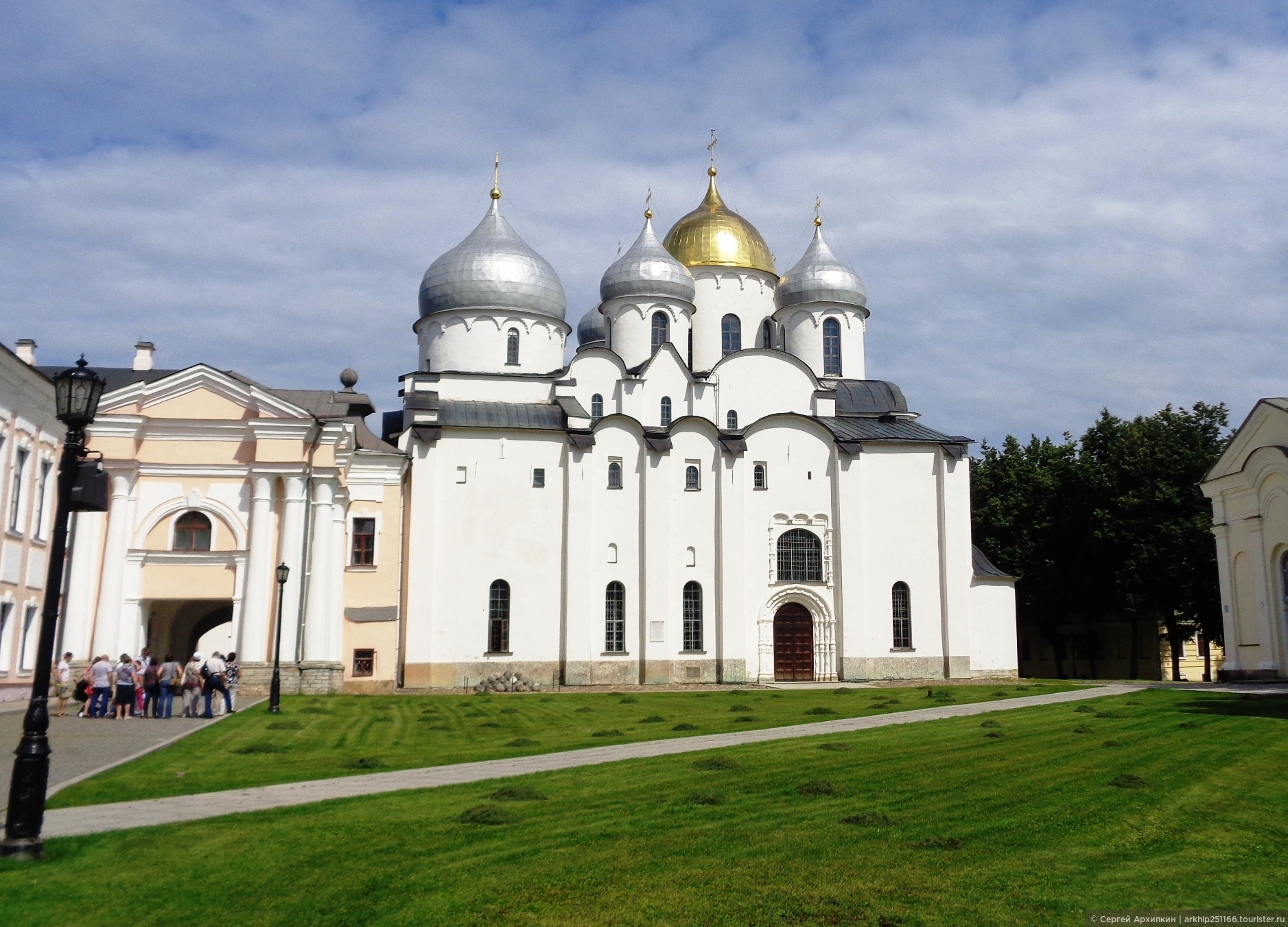 Путешествуем по России — начинаем знакомиться с Великим Новгородом
