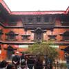 Кумари Гхар- дворец живой Богини Кумари