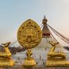 Ступа Боуданатх, самая большая в мире