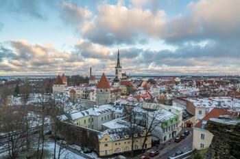 В 2018 году российский турпоток в Эстонию вырос