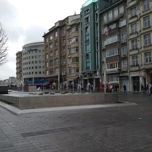 Когда в Стамбуле дождь
