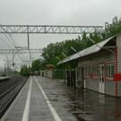 Ж/д вокзал Колпино