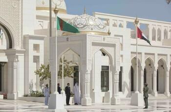 Туристы впервые смогут посетить президентский дворец в Абу-Даби