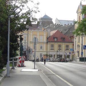 Венгрия. Город Дьёр
