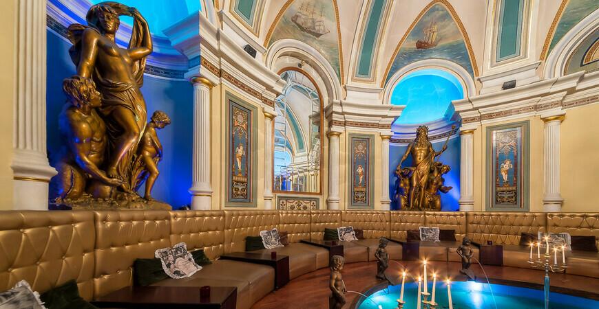 Хлудовские бани Москвы