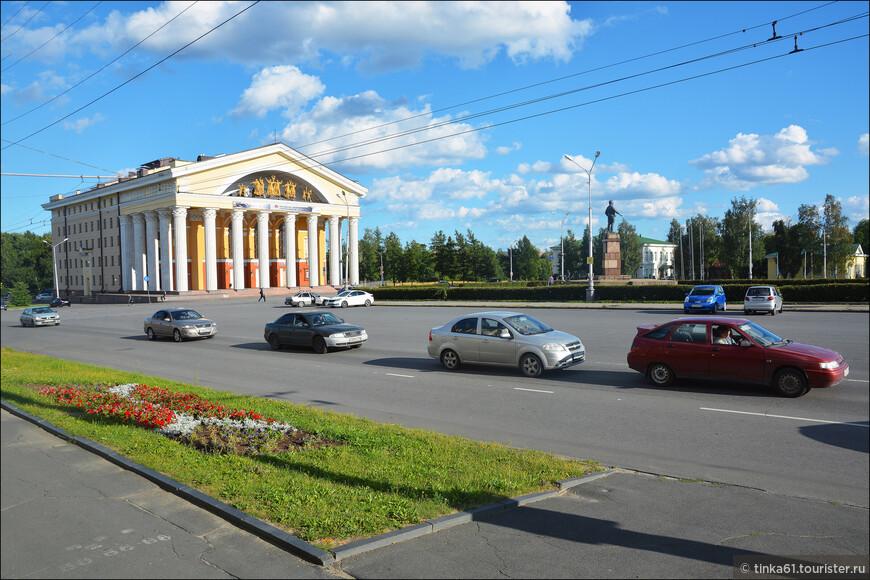 Национальный театр Карелии.