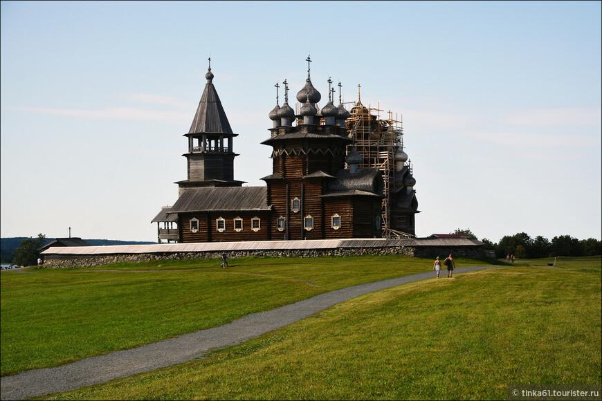 Объект Всемирного наследия ЮНЕСКО не разочоравал. Это то, ради чего и стоило в первую очередь ехать в Карелию!