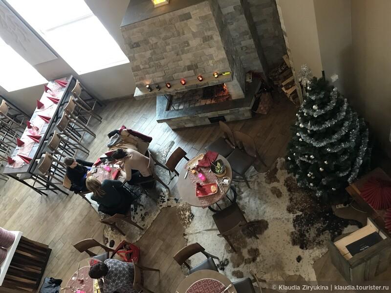 Ресторан «Три эльфа» в деревне Санта Клауса