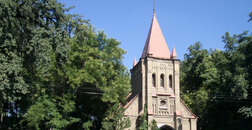 Евангелическо-лютеранская церковь в Ташкенте