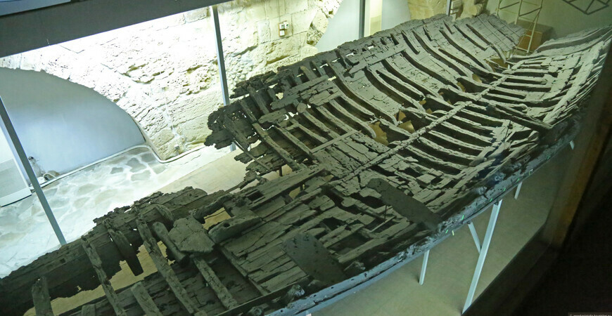 Музей кораблекрушений на Кипре
