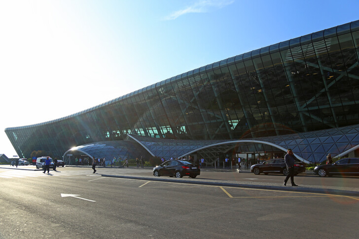 Как добраться из Уфы до Баку