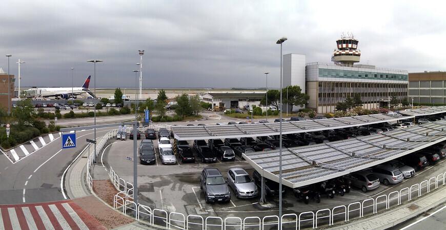 Международный аэропорт Венеции «Марко Поло»