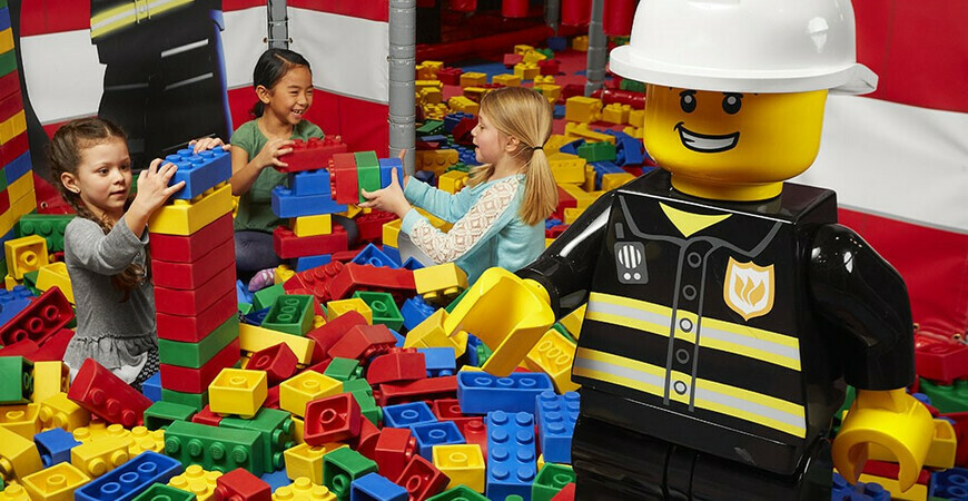 Леголенд Дискавери Центр Берлин (Legoland Discovery Centre Berlin)