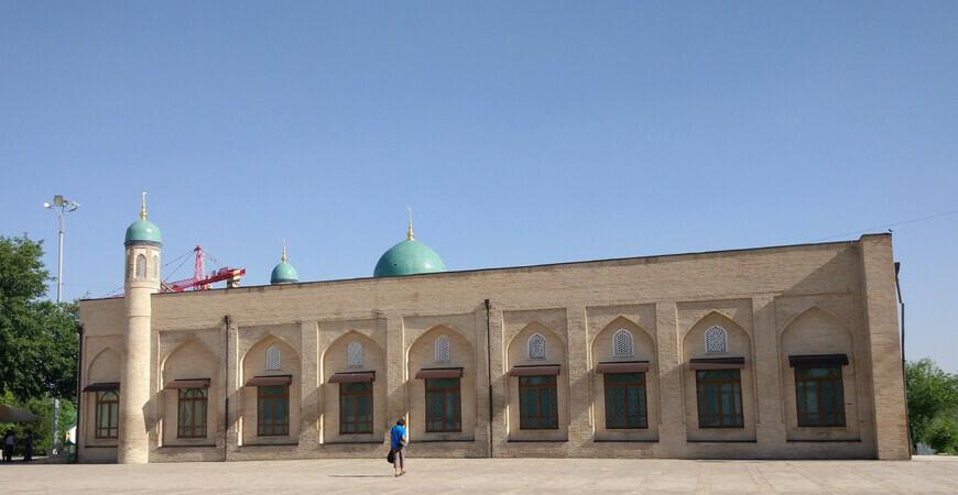 Мечеть Тилля-Шейх