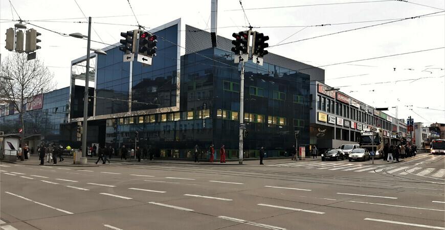 Торговый центр «Зиммеринг»