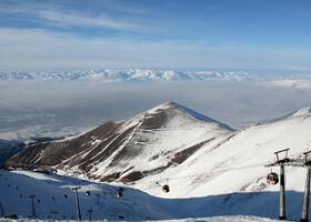 Горы гор: Эрзурум, Паландокен