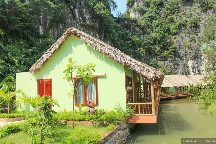 В Там Коке ведется массовое строительство гостевых домов, поэтому недостатка в отличном жилье нет.