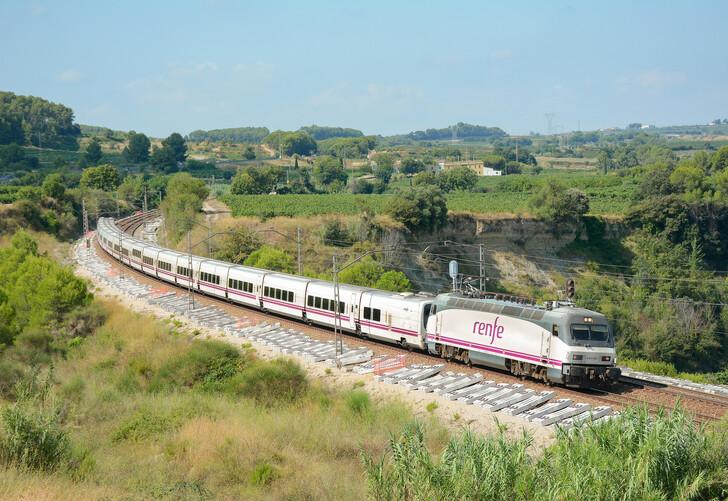 Поезд Talgo