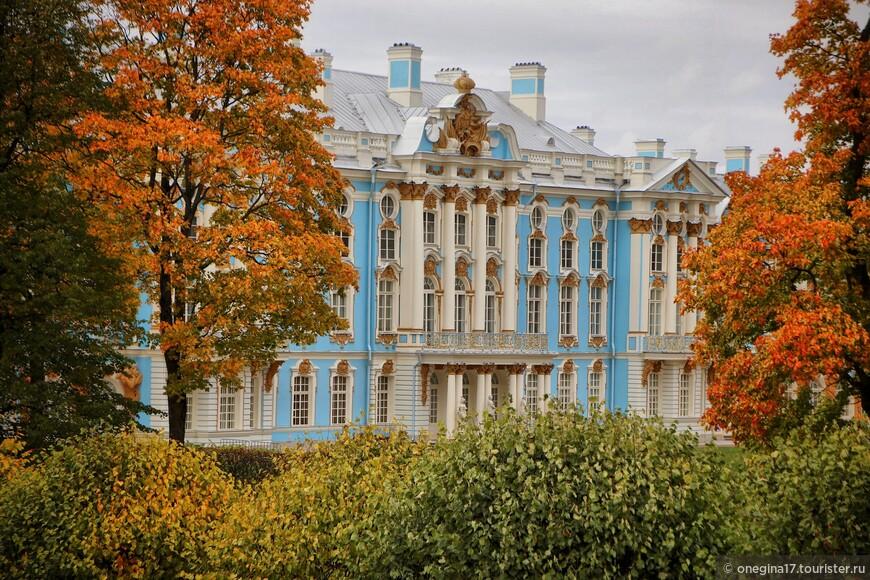 царское село пушкин село высочайшего статуса отзыв от туриста