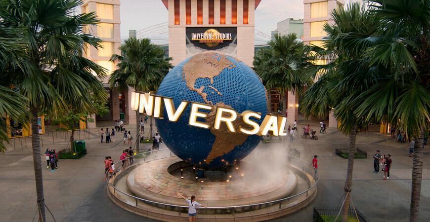 Парк Universal Studios в Сингапуре