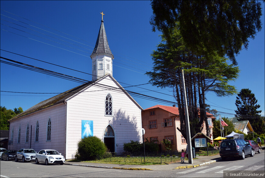 Католическая церковь.