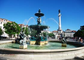По великолепному Лиссабону