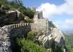 По Португалии — от замка Пена до замка Мавров