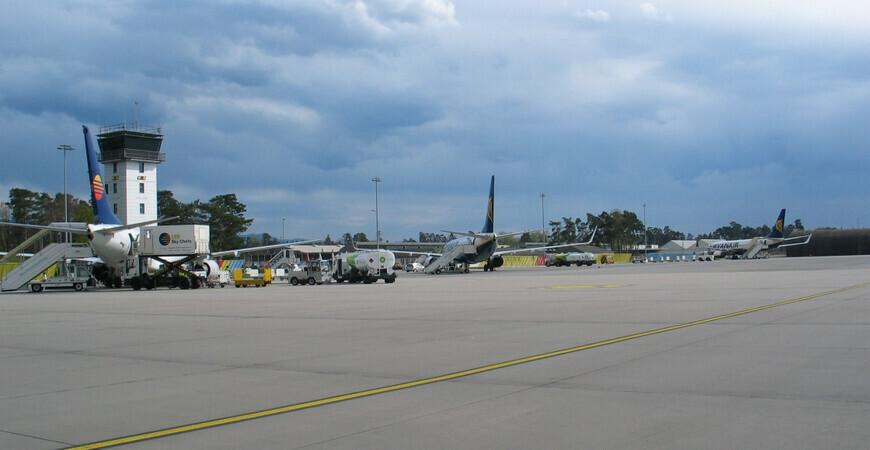 Международный аэропорт Баден-Бадена «Карлсруэ/Баден-Баден»