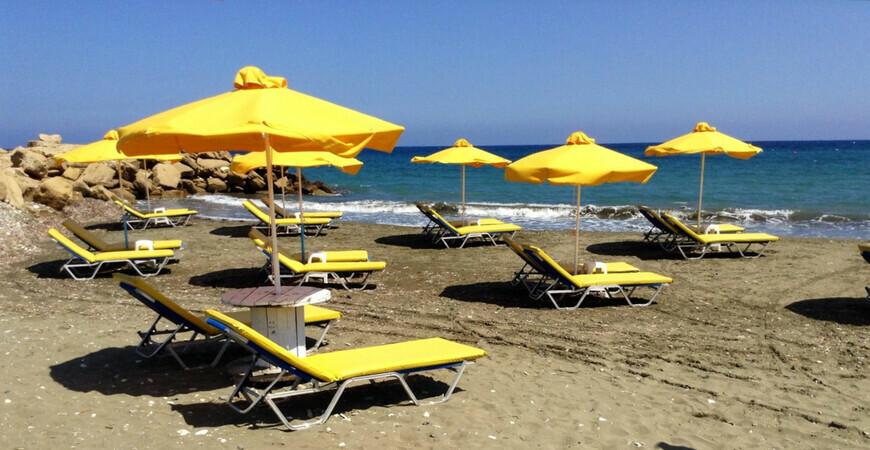 Пляж Майя на Кипре