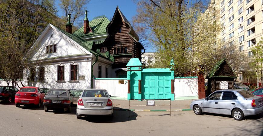 Дом-музей В. М. Васнецова в Москве