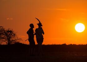 Африканское ралли. Часть 4. Ботсвана.