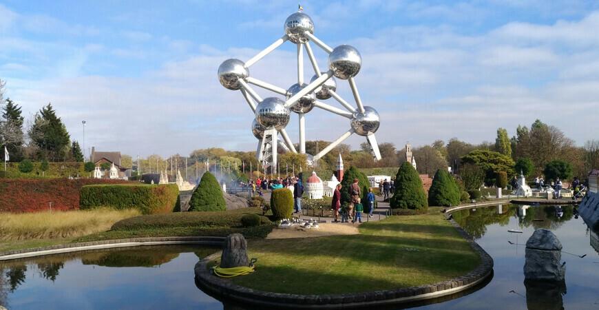 Парк «Мини-Европа» в Брюсселе (Mini-Europe)