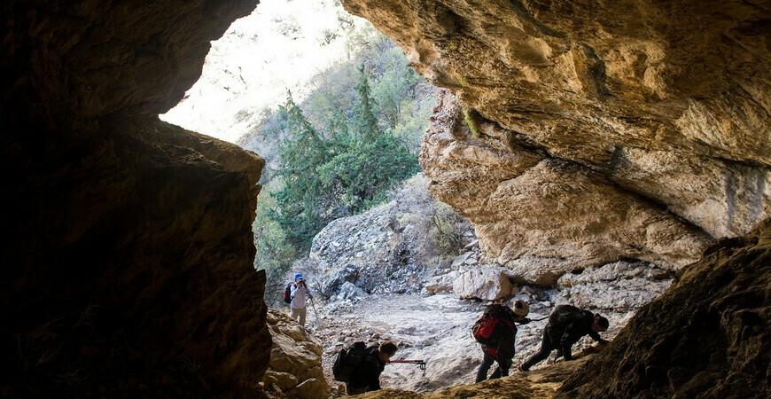 Пещера Тешик-Таш