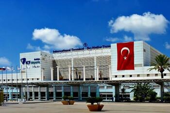 Аэропорт Анталии открывается после реновации