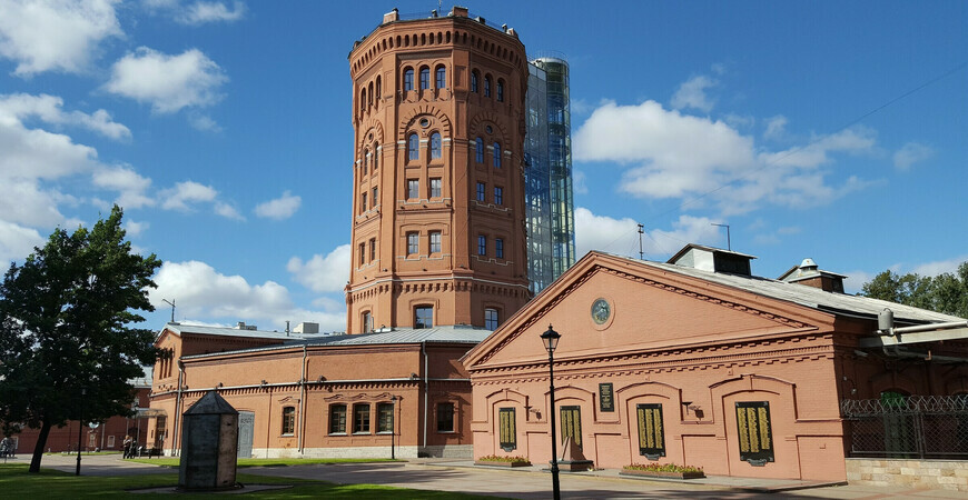 Музей «Вселенная воды» в Санкт-Петербурге