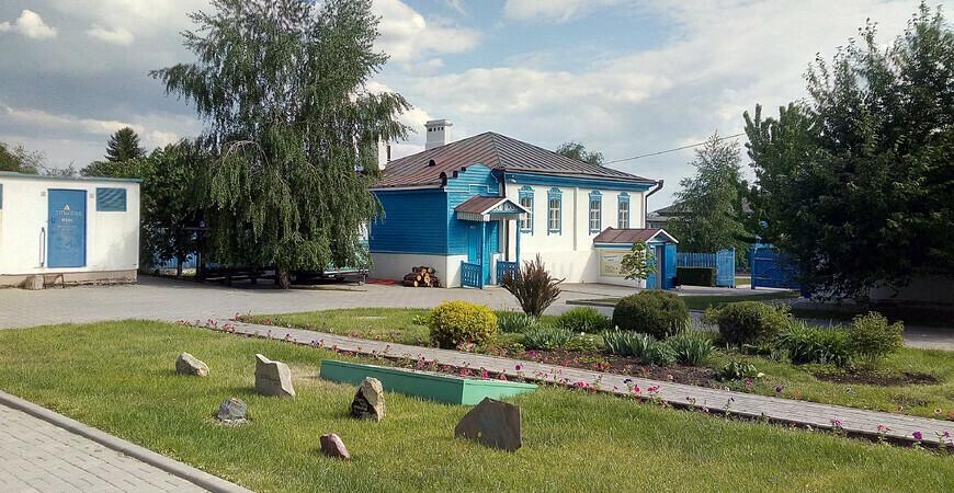 Музей М. А. Шолохова в Вешенской станице