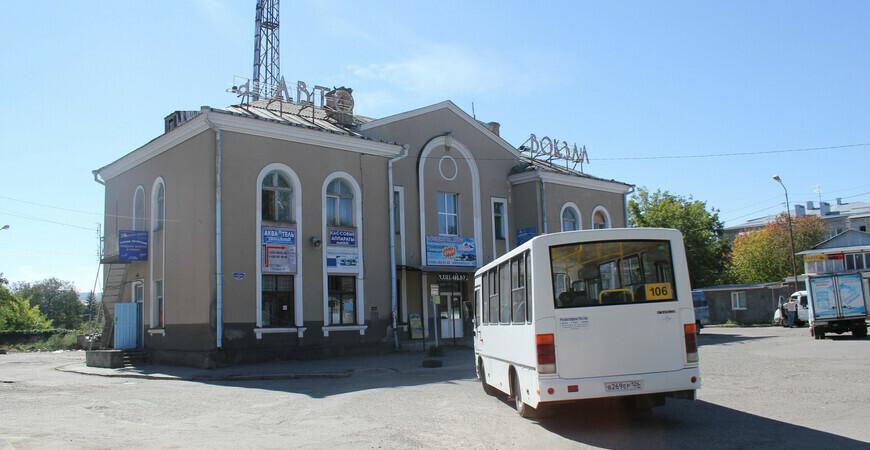 Автовокзал Ессентуков