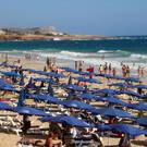 Пляж Пантаху, Кипр