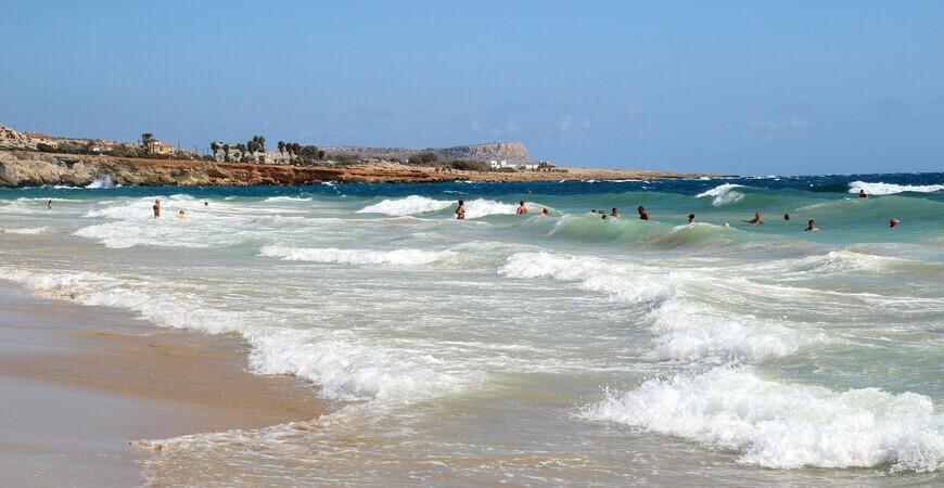 Пляж Пантаху / Лиманаки (Pantachou Beach)