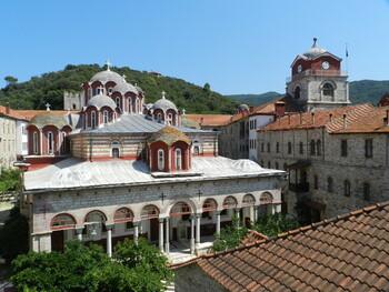 Лучшие паломнические места в Греции
