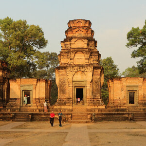 Храмы Камбоджи. Часть 1.